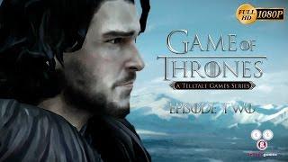 Game of Thrones Juego de Tronos Temporada 1 Episodio 2 Gameplay Español (telltale games)