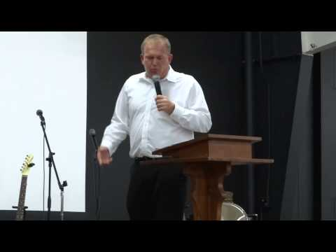 DYFC 2013 Wed Prt 2 - Scott Morris Preaching - Youth Camp