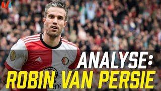 Analyse: De Voor- & Nadelen van Robin van Persie