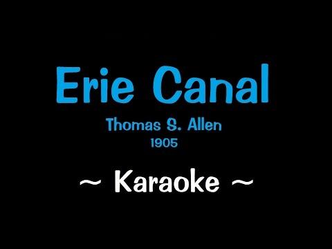 Erie Canal - Karaoke