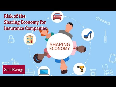 Risk of the Sharing Economy for Insurance Companies