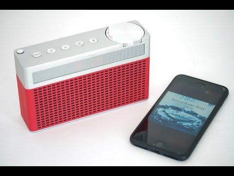 GENEVA TOURING S: Radio - Loa không dây Thụy Sĩ