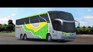 Euro Truck Simulator 2 Mod Bus / Brasil Sul  / Maringá / São Paulo  / -G27