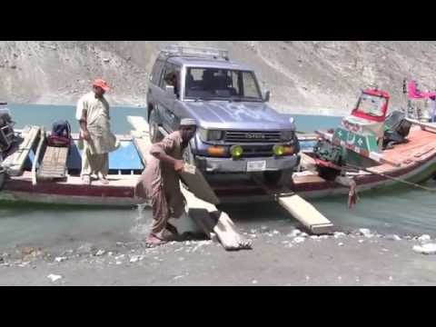 N Pakistan   Attabad Lake