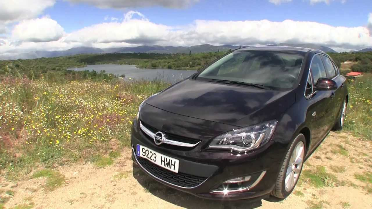 opel astra sed n 1 4 turbo 140 cv youtube. Black Bedroom Furniture Sets. Home Design Ideas