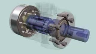 Moteur hydraulique engre int Acc