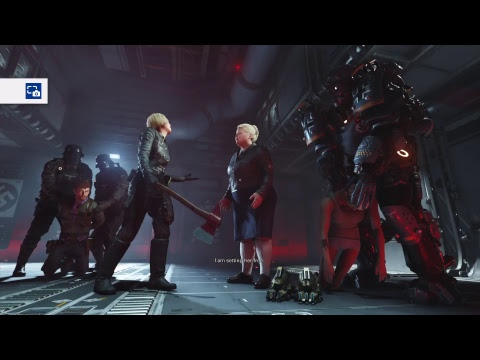 Wolfenstein 2 - DEMO - UNCUT!!!!