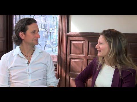 Rich Landau and Kate Jacoby, The Drexel InterView (Season 12)