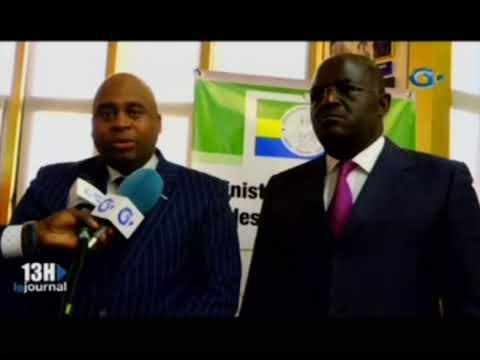 RTG / Signature de protocole d'accord entre le Gabon et le groupe Assala