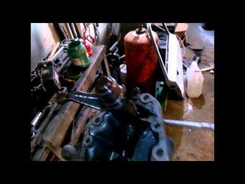 Датчик уровня топлива опель кадетт kadett - YouTube