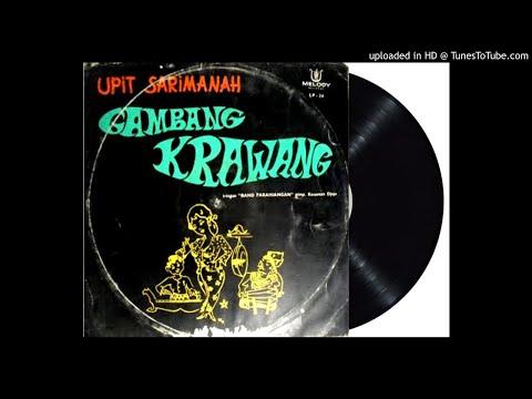 UPIT SARIMANAH - bongan bangkong