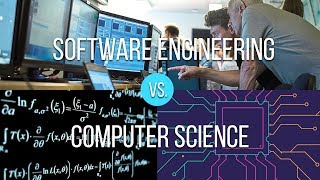 Computer science или Software engineering? Начинающим.