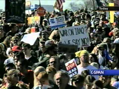 DC Peach Rally March 15, 2003