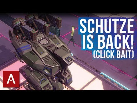 War Robots Test Server 3.9: New Special Abilities Concept (early development)