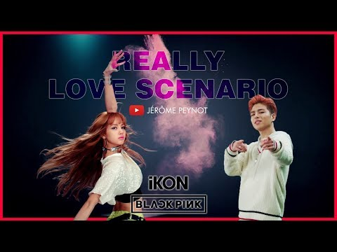 BLACKPINK × iKON  'Really' × '사랑을 했다 Love Scenario' Mashup by Jérôme Peynot
