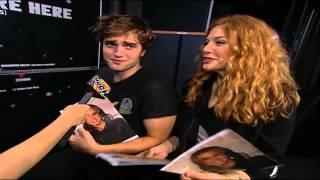 MuchMusic Throwback: Robert Pattinson Interview With Hannah Simone