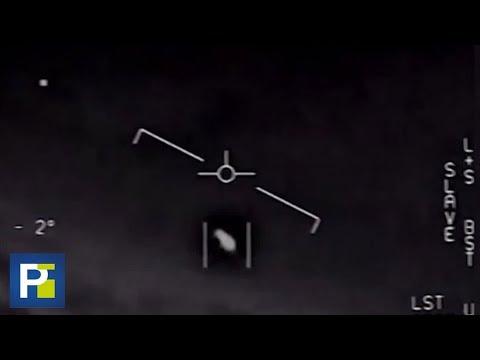 La Fuerza Naval de EEUU confirma la posible presencia de objetos voladores no identificados