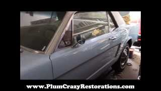 1965 Ford Mustang Inspection