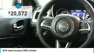 2018 Jeep Compass Holzhauer Auto and Motorsports Group 502473