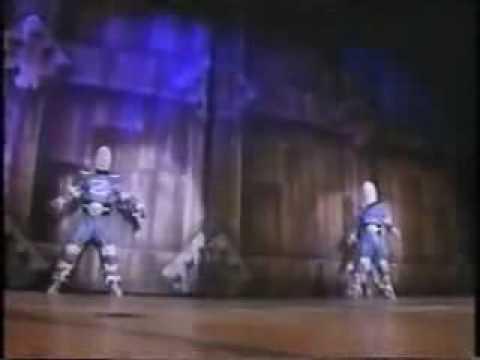 Mighty Morphin Power Rangers World Tour Live Pt.1