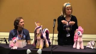 Equestria Plush: Adventures in Design
