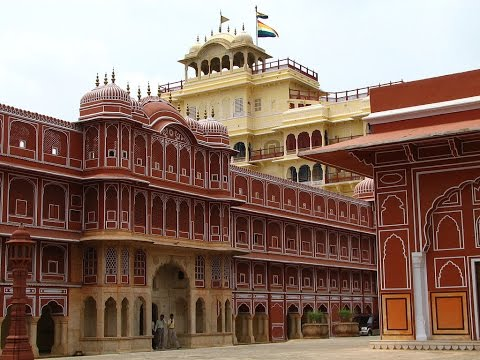 City Palace, Jaipur. India