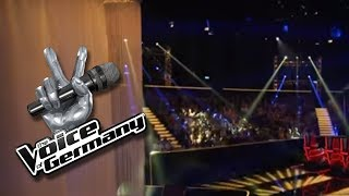 Laing - Morgens immer müde   Luana Eschment Cover   The Voice of Germany 2017   Blind Audition