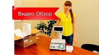 Торговые весы ER-JR(Торговые весы ТМ CAS ЕR JR (производство Южная Корея) предназначены и будут отличным выбором для работы в магаз..., 2015-11-13T13:23:32.000Z)