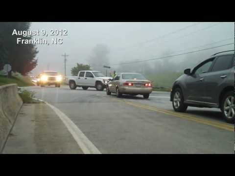 Traffic Congestion at Macon Middle School and Mountain View Intermediate (Clip)