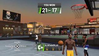 NBA 2K19| Had To Disrespect The Brown Shirt