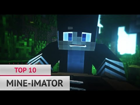 ✊ BRUTAL ✊ TOP 10 MINE-IMATOR INTRO ANIMATIONS
