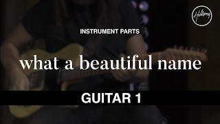 Download lagu Guitar 1 Instrumental - What A Beautiful Name