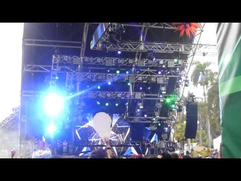 Bro Safari @ Ultra Music Festival 2014