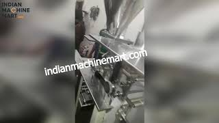 Collar Type Cup Filler Packaging Machine - Indian Machine Mart