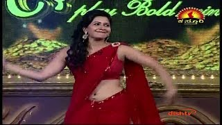 anchor anushree hot dance show -11, full hd