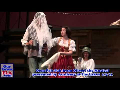 Oom-Pah-Pah from Oliver! the Musical presented by Academy at the Lakes