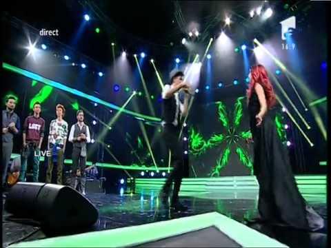 """Duel: Rihanna - """"The monster"""". Vezi aici cum cântă trupa Contrast la X Factor!"""