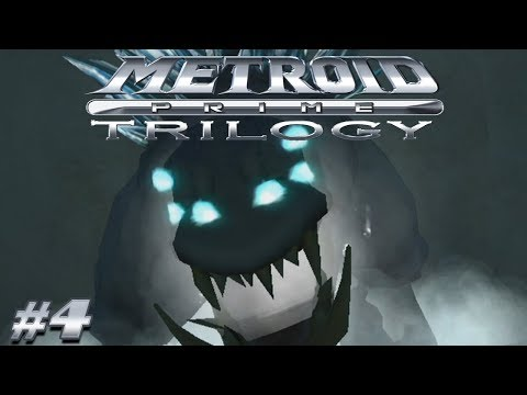 Metroid Prime - 4 - Wave goodbye to the sheegoth