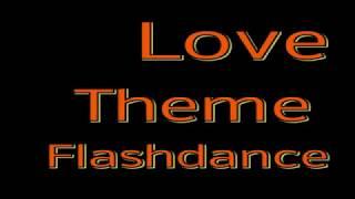Love Theme Flashdance - Giorgio Moroder  - Tyros 4 cover Resimi