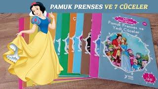 Masal: Pamuk Prenses Ve 7 Cüceler -