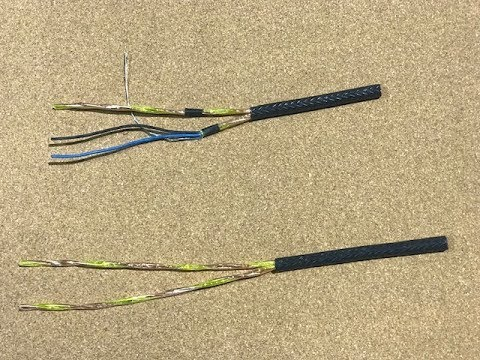 Preparing And Instrinsically Safe Cable - Part 2