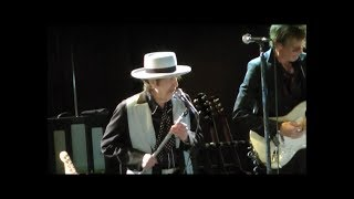 Bob Dylan Tangled Up In Blue , Nottingham 05.05.2017