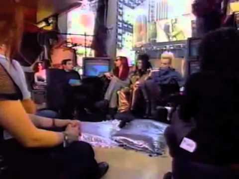 Marilyn Manson - Manson TV {1998 TV SPECIAL}