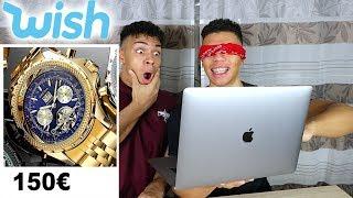 BLIND BEI WISH BESTELLEN 2 !!! | PrankBrosTV