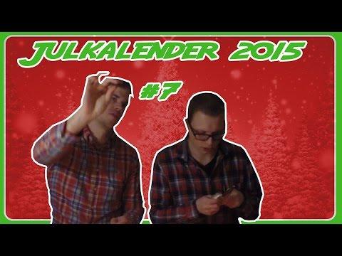 Julkalender 2015 - #7 | Äta ko-svans?
