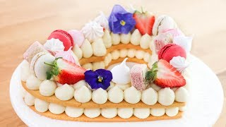 tarta de corazón 💖 tan dulce
