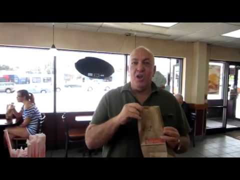 Dunken Donut in Pennsylvania give a senior free donut!!
