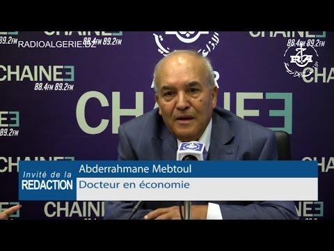 Abderrahmane Mebtoul Docteur en économie