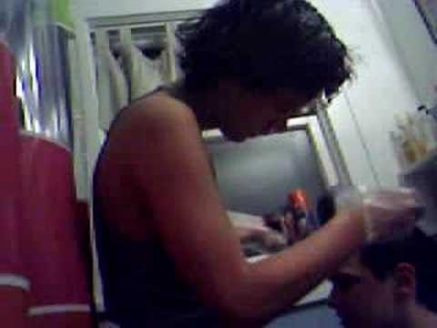 Seth Dying Stuarts Hair