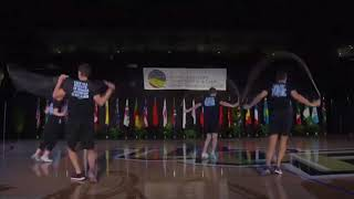 WJR 2018 Team Freestyle Josh Kaylee Graham Dylan